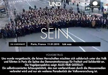 Who exploited the victims of paris frau merkel gates for Farcical german translation