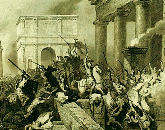 roman barbarians and christians essay Basically the christians were the roman scapegoat while roman essays related to christianity in ancient rome 1 the barbarians may have even.