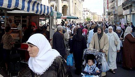 Image result for molenbeek islam